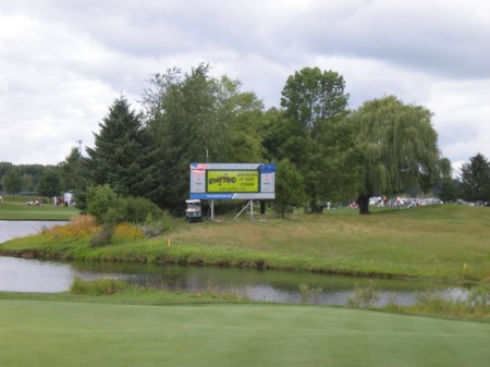 GolfTEC at Solheim Cup